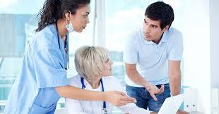 paperwork between healthcare providers